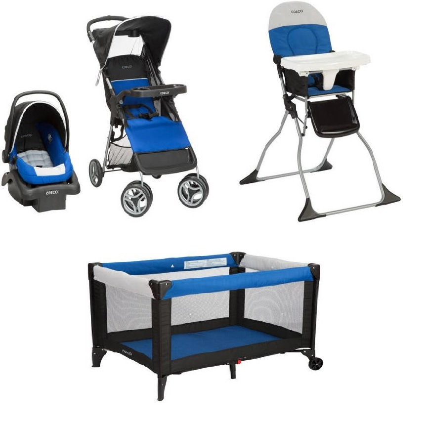 Cosco Baby Stroller Blue Full Screen Sexy Videos