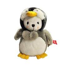 Black Temptation Plush Doll for Kids Lovely Creative Plush Toy Ideas Stu... - $30.40