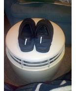 Avon Unisex Slippers With Memory Foam--Black w/Black Trim Size MED (ADUL... - $15.00