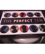 The Perfect 10 Board Game New in Package - $30.00