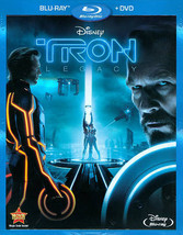 Tron: Legacy (2011)--DVD ONLY***PLEASE READ FULL LISTING*** - $15.00