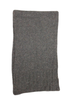 Bloomingdale's Men's Charcoal Speckled Scarf - $39.11
