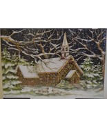 Susan Winget ~ Stone Church ~ 1000 Piece Puzzle ~ New Sealed - $29.95
