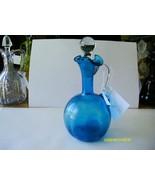 Pretty Blue Cruet - $24.75