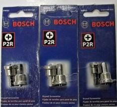 Bosch DWS2  #2 Phillips Drywall Screw Setter 3-2pks. - $4.95