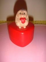 Hallmark Merry Miniature Hedgehog Heart Container - $37.99