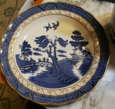Royal Doulton REAL OLD WILLOW Dinner Plate TC1126 GREAT CONDITION - $50.49