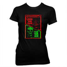 I Drink Your Blood / I Eat Your Skin - cult movies - Women's 100% cotton... - $19.20+