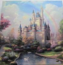 Thomas Kinkade A New Day at the Cinderella Castle - $79.00
