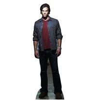 Sam Winchester Supernatural Cardboard Standup Standee Cutout Licensed New 1674 - $39.95