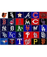 MLB Jersey Tote Bag Purse Major League Baseball Adjustable Strap Pick Yo... - $20.19