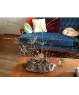 Mid century Ken Rains Vintage Metal Sculpture J... - $75.00