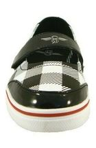 Creative Recreation Womens Miranda Black White Buffalo Print Shoe Size: 5.5 image 3
