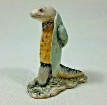 Royal Doulton Beatrix Potter Sir Isaac Newton Vintage Character Lizard F... - $189.95
