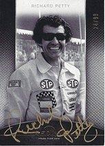 AUTOGRAPHED Richard Petty 2012 Press Pass Red Line (#43 STP Racing Team) Blac... - $79.95