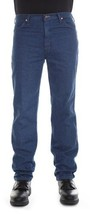 Wrangler Men's Cowboy Cut Slim Fit Jean,Prewashed Indigo,28x34 [Apparel] - $39.95