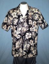 Made in Hawaii USA 3XL Button Down Hawaiian Shirt with Pocket Floral - $35.00