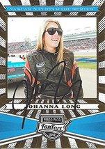 AUTOGRAPHED Johanna Long 2013 Press Pass Fan Fare Gold (#70 Nationwide Series... - $59.95