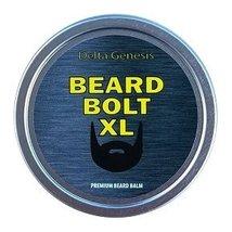 Beard Bolt XL | Caffeine Facial Hair Growth Stimulating Beard Balm | Premium Lea image 2