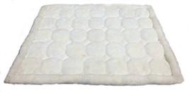 Alpakaandmore Original Peruvian Alpaca Fur Rug Rhombus Designs Natural White ... - $579.15