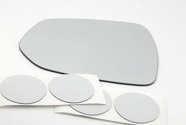 For 07-08  Fit Left Driver Replacement Mirror Glass Lens w/Silicone  USA - $16.78