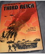 Rise and Decline of the Third Reich Board Game - $25.00