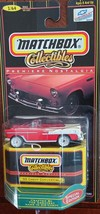 MATCHBOX Collectibles Premiere Nostalgia '55 Chevy Convertible - $10.95