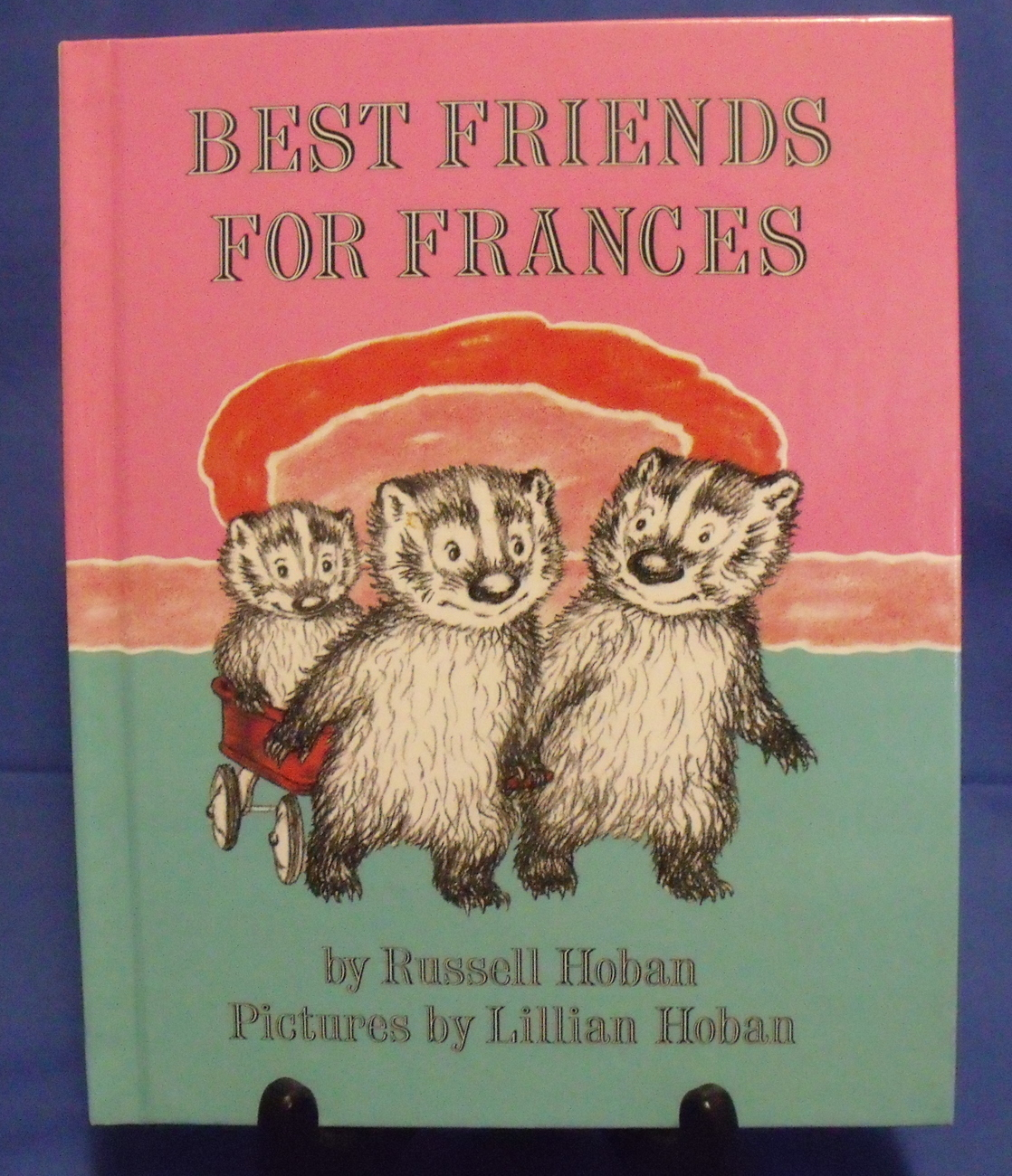 Book best friends for frances