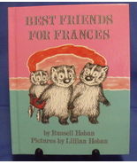 Children Book Best Friends for Frances Weekly Reader Book - $4.95