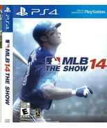 MLB 14: The Show (Sony PlayStation 4, 2014) PS4 - $7.83