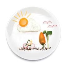 Children Gourmet Chef Kids Breakfast Gifts Idea Design as Summer sun clouds - $15.00