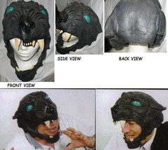 BLACK PANTHER MASK - $25.00