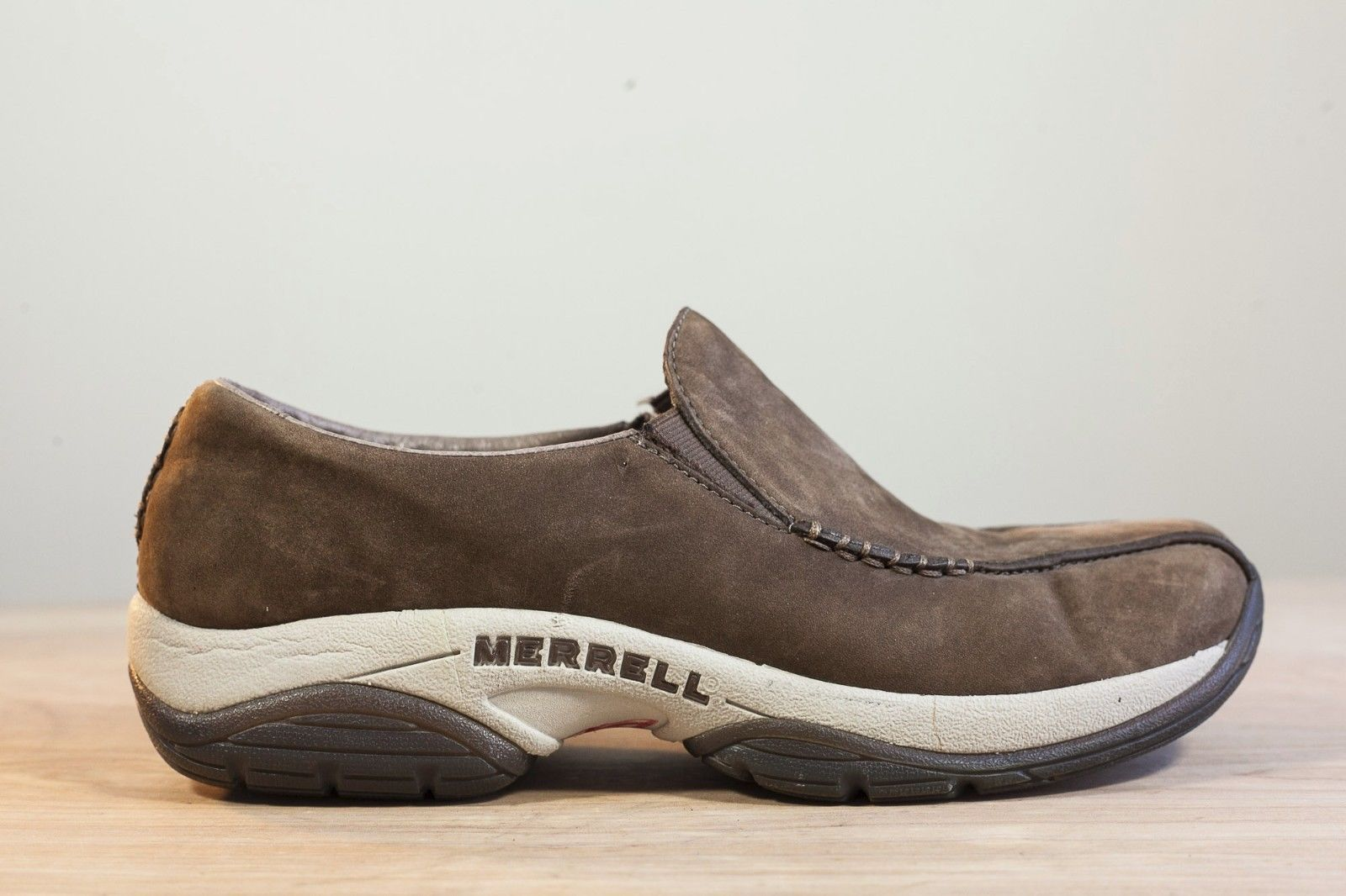 Merrell Primo Seam Moc 9 Brown Suede Women's and 50 similar