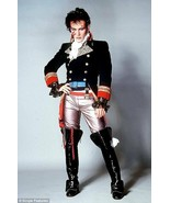 80's Adam Ant Costume ACCESSORIES - Wig , Boots , Make Up , Toy Weapon - $10.86+