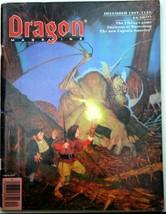 Dragon Magazine #128 V Xii #7 12/1987 Vikings~Waterdeep~New Capt America~Tsr - $9.00