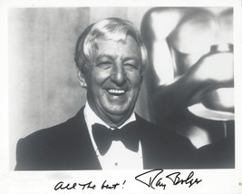 """RAY BOLGER"" ORIGINAL AUTOGRAPHED -  8 X 10 - PHOTOGRAPH ""THE SCARECROW""... - $99.88"