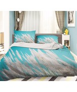 3D Wildflowers 2 Bed Pillowcases Quilt Duvet Cover Set Single Queen King... - $64.32+
