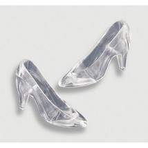 High Heels Party Favor - Clear (3 1/4in. X 2 1/4in., 12 pieces/pack) - $11.95