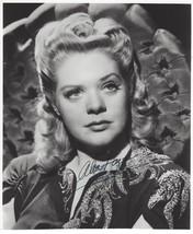 """Alice Faye"" Original Autographed B & W Photograph - (sku#4036) - $49.88"