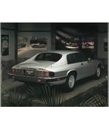1992 Jaguar XJS V12 sales brochure catalog US 92 S-TYPE - $15.00