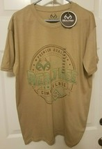 RealTree Premium Quality Camouflage Since 1986 T Shirt  Mens Size Large ... - £9.84 GBP