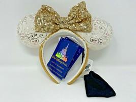 Disney Parks WDW 50th Anniversary Castle Collection Ear Headband Light U... - $69.29