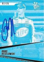 AUTOGRAPHED Brad Keselowski 2014 Press Pass Racing (#2 Miller Lite Racing) Ra... - $74.95