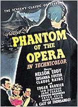 Phantom of the Opera (Universal Studios Classic Monster Collection) [DVD... - $6.71