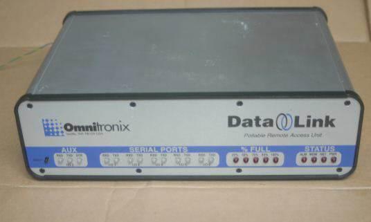 Omnitronix Data-Link Pollable Remote Access Unit DL-4M-2-33F-EA DL4M - $53.90