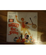 musicals on LP Half a Sixpence/CAROUSEL/Kiss Me Kate/MAME record - $7.00