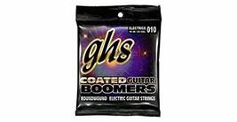 GHS Strings Coated Boomers,Nickel-Plated Electric Guitar Strings, Light(... - $23.61