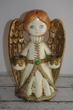 Vintage Paper Mache Angel ~ Made in Japan ~ Can... - $21.20