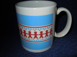 United Way Arm & Arm Mug  - $1.99
