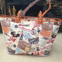 Disney Dooney & Bourke - LE Disneyworld 40th Anniversary Tote - NWT - SO... - $579.99